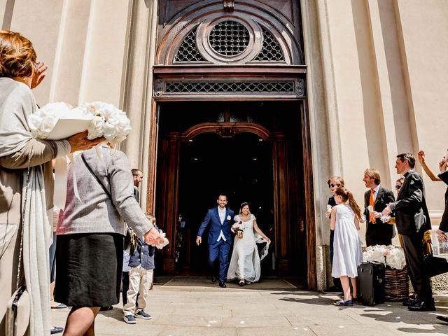 Il matrimonio di Filippo e Serena a Sulbiate, Monza e Brianza 39