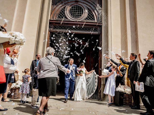 Il matrimonio di Filippo e Serena a Sulbiate, Monza e Brianza 40