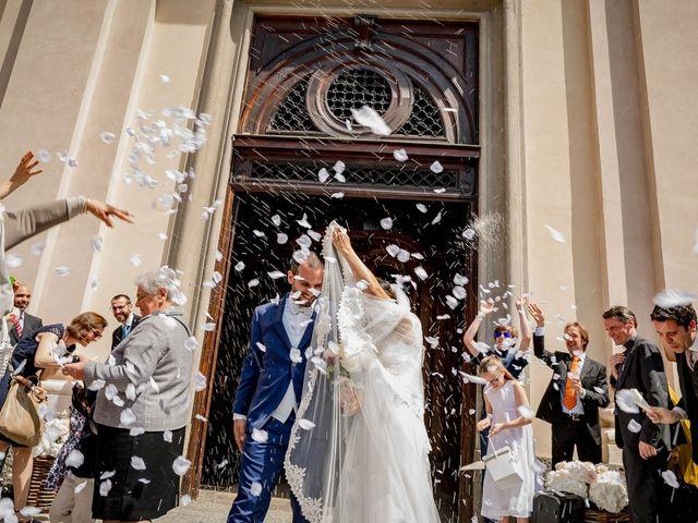 Il matrimonio di Filippo e Serena a Sulbiate, Monza e Brianza 41