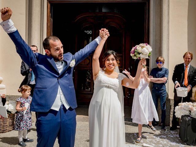 Il matrimonio di Filippo e Serena a Sulbiate, Monza e Brianza 42
