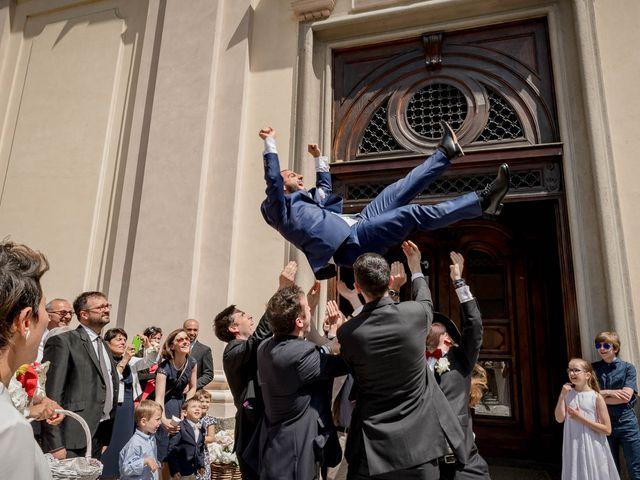 Il matrimonio di Filippo e Serena a Sulbiate, Monza e Brianza 43