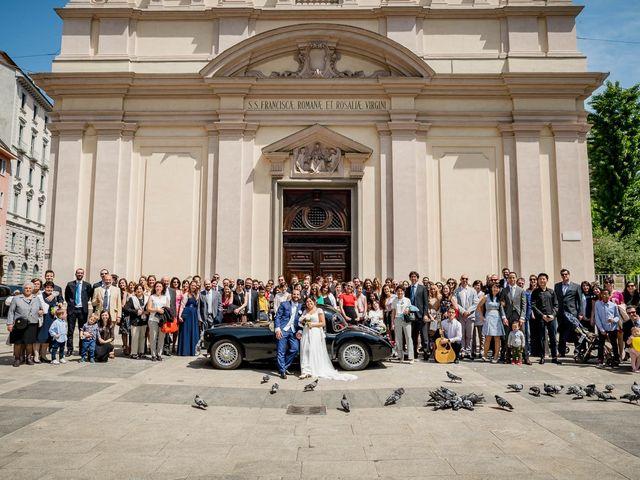 Il matrimonio di Filippo e Serena a Sulbiate, Monza e Brianza 44