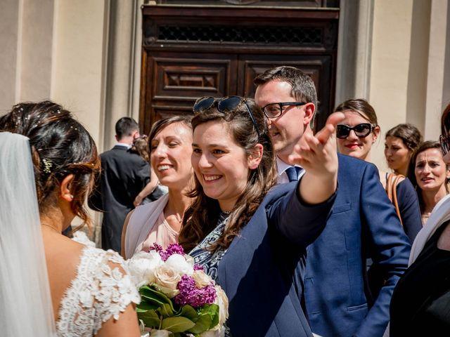 Il matrimonio di Filippo e Serena a Sulbiate, Monza e Brianza 47