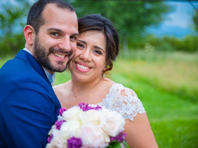 Il matrimonio di Filippo e Serena a Sulbiate, Monza e Brianza 60