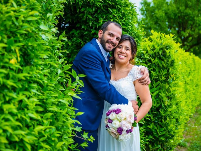 Il matrimonio di Filippo e Serena a Sulbiate, Monza e Brianza 62