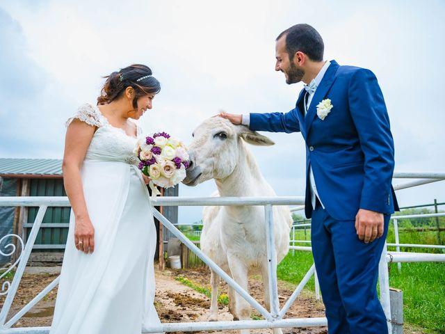 Il matrimonio di Filippo e Serena a Sulbiate, Monza e Brianza 65