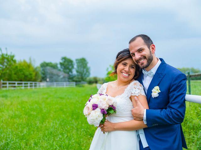 Il matrimonio di Filippo e Serena a Sulbiate, Monza e Brianza 66