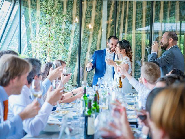 Il matrimonio di Filippo e Serena a Sulbiate, Monza e Brianza 77