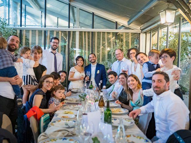 Il matrimonio di Filippo e Serena a Sulbiate, Monza e Brianza 79