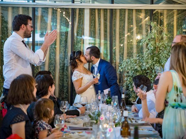 Il matrimonio di Filippo e Serena a Sulbiate, Monza e Brianza 80