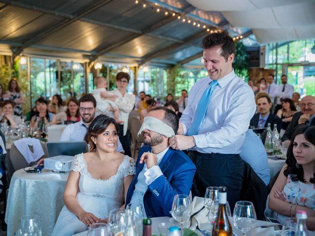 Il matrimonio di Filippo e Serena a Sulbiate, Monza e Brianza 90