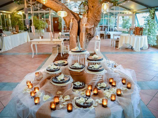 Il matrimonio di Filippo e Serena a Sulbiate, Monza e Brianza 92