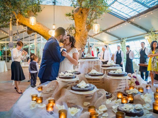 Il matrimonio di Filippo e Serena a Sulbiate, Monza e Brianza 95