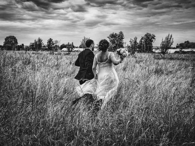 Il matrimonio di Filippo e Serena a Sulbiate, Monza e Brianza 87