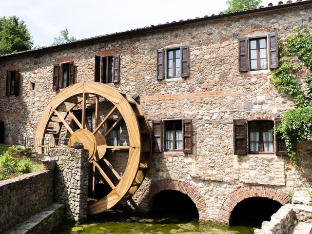 Il matrimonio di Sergio e Chiara a Siena, Siena 3