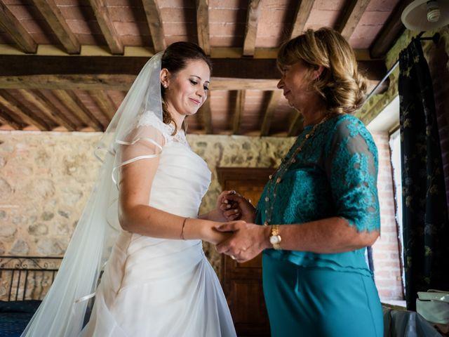 Il matrimonio di Sergio e Chiara a Siena, Siena 20