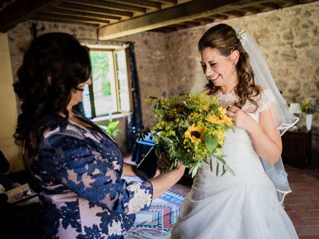 Il matrimonio di Sergio e Chiara a Siena, Siena 21