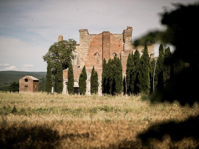 Il matrimonio di Sergio e Chiara a Siena, Siena 23