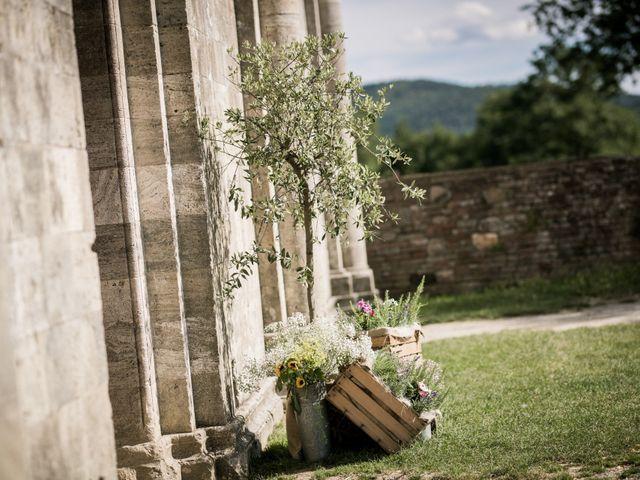 Il matrimonio di Sergio e Chiara a Siena, Siena 24