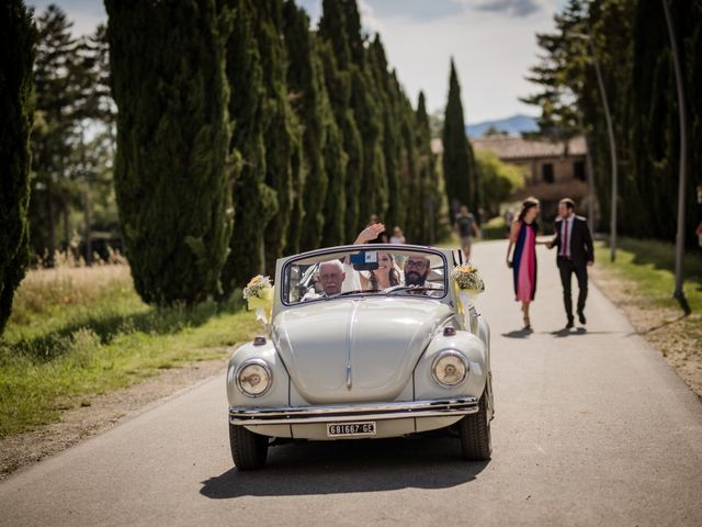 Il matrimonio di Sergio e Chiara a Siena, Siena 25