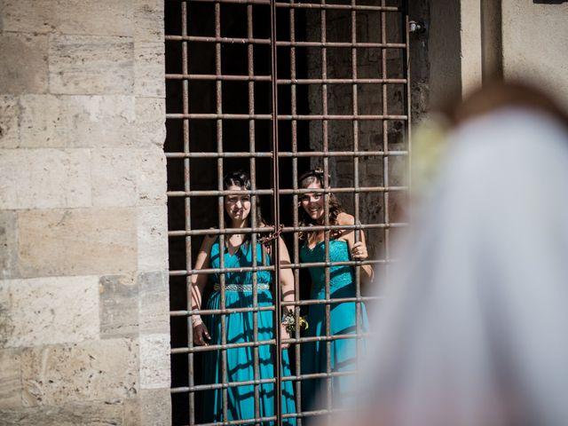 Il matrimonio di Sergio e Chiara a Siena, Siena 27