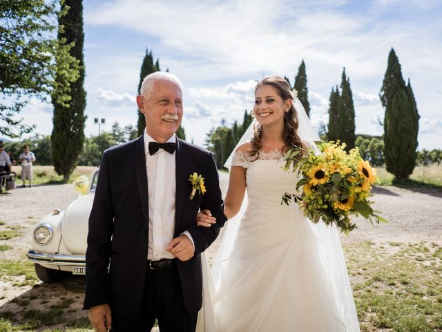 Il matrimonio di Sergio e Chiara a Siena, Siena 28