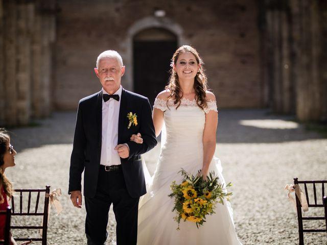 Il matrimonio di Sergio e Chiara a Siena, Siena 31