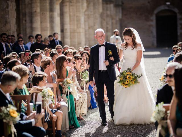 Il matrimonio di Sergio e Chiara a Siena, Siena 32