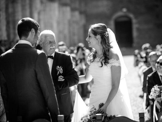 Il matrimonio di Sergio e Chiara a Siena, Siena 33