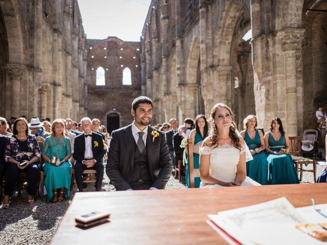 Il matrimonio di Sergio e Chiara a Siena, Siena 34