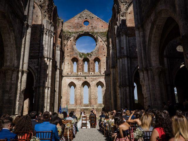 Il matrimonio di Sergio e Chiara a Siena, Siena 36