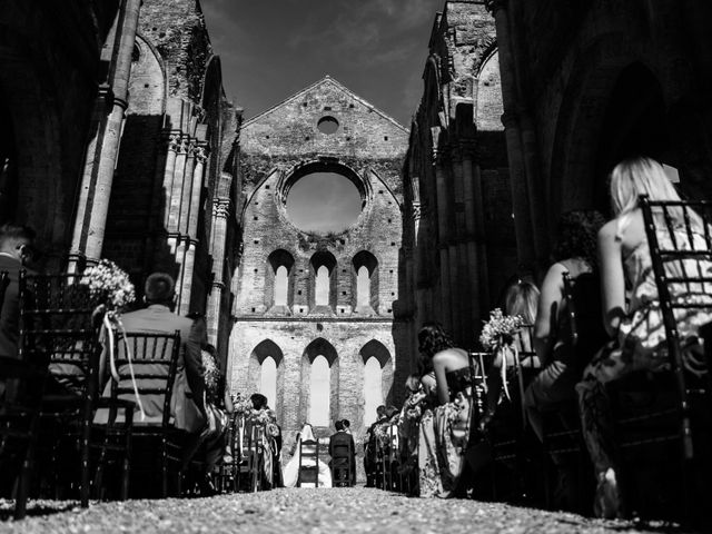 Il matrimonio di Sergio e Chiara a Siena, Siena 37