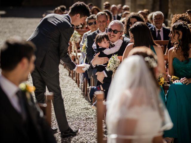 Il matrimonio di Sergio e Chiara a Siena, Siena 39