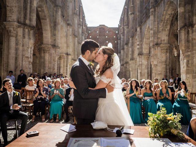 Il matrimonio di Sergio e Chiara a Siena, Siena 45