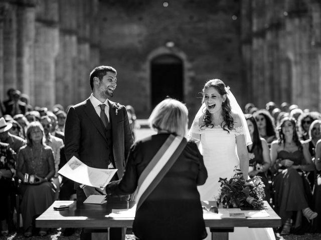 Il matrimonio di Sergio e Chiara a Siena, Siena 47