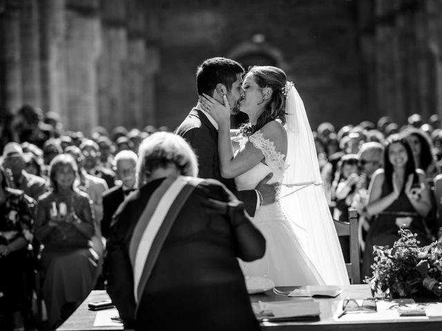 Il matrimonio di Sergio e Chiara a Siena, Siena 48