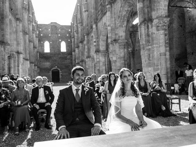 Il matrimonio di Sergio e Chiara a Siena, Siena 49