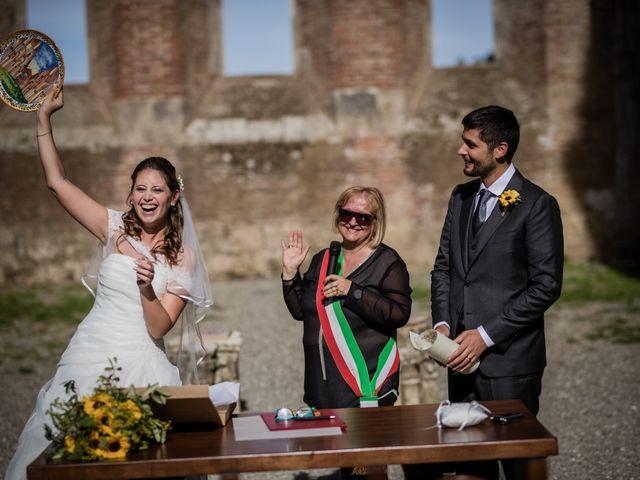 Il matrimonio di Sergio e Chiara a Siena, Siena 52