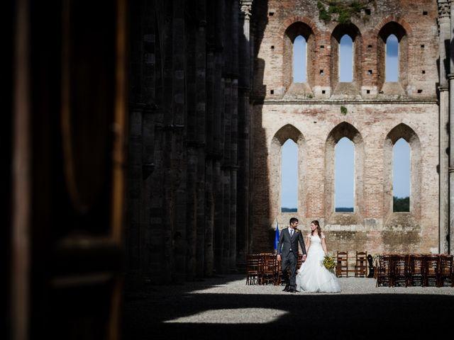 Il matrimonio di Sergio e Chiara a Siena, Siena 53