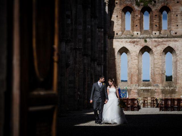 Il matrimonio di Sergio e Chiara a Siena, Siena 54
