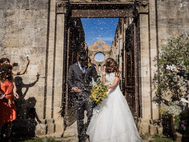 Il matrimonio di Sergio e Chiara a Siena, Siena 1