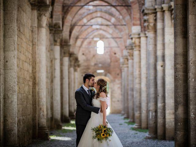 Il matrimonio di Sergio e Chiara a Siena, Siena 2