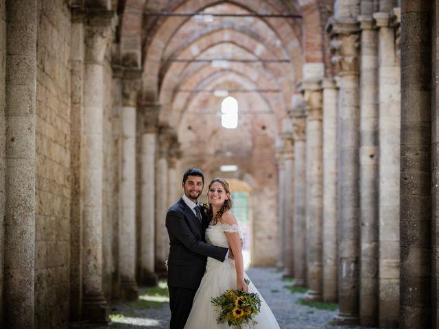 Il matrimonio di Sergio e Chiara a Siena, Siena 60