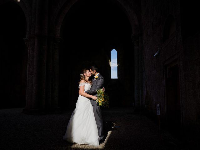 Il matrimonio di Sergio e Chiara a Siena, Siena 62