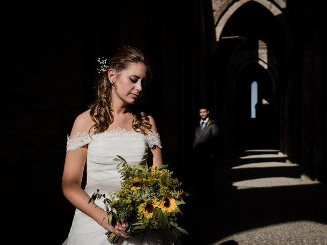 Il matrimonio di Sergio e Chiara a Siena, Siena 64