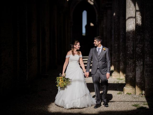 Il matrimonio di Sergio e Chiara a Siena, Siena 65
