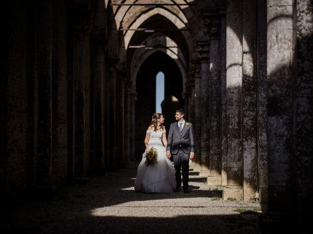 Il matrimonio di Sergio e Chiara a Siena, Siena 66