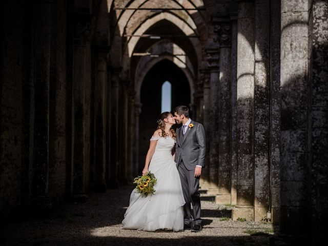 Il matrimonio di Sergio e Chiara a Siena, Siena 67