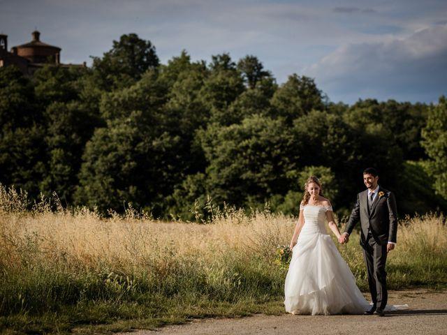 Il matrimonio di Sergio e Chiara a Siena, Siena 72