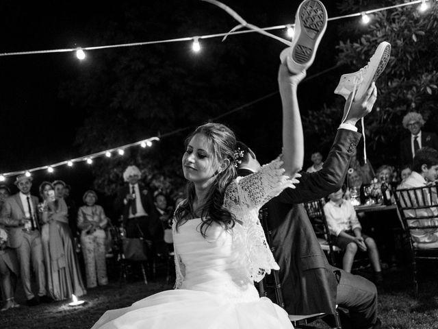 Il matrimonio di Sergio e Chiara a Siena, Siena 76